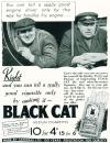 Black Cat Medium Cigarettes