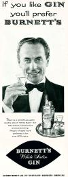 Burnett's White Satin Gin
