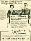 Capehart Record Changer