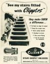 Clipper Stair Carpet Holders