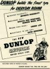 Dunlop Motor Cycle Tyre