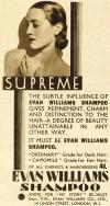 Evan Williams Shampoo