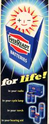 Ever Ready Batteries