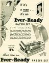 Ever Ready Razor Set