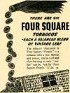 Four Square Tobaccos