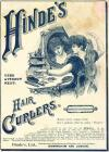 Hinde's Hair Curlers