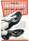 John White Shoes