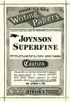 Joynson Superfine Writing Papers