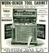 Work-Bench Tool Cabinet