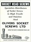Olivers Socket Screws Ltd
