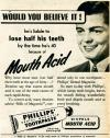 Phillips' Dental Magnesia Toothpaste