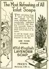 Price's Old English Lavendar Soap