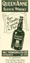 Queen Anne Scotch Whisky