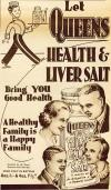 Queens Health & Liver Salt