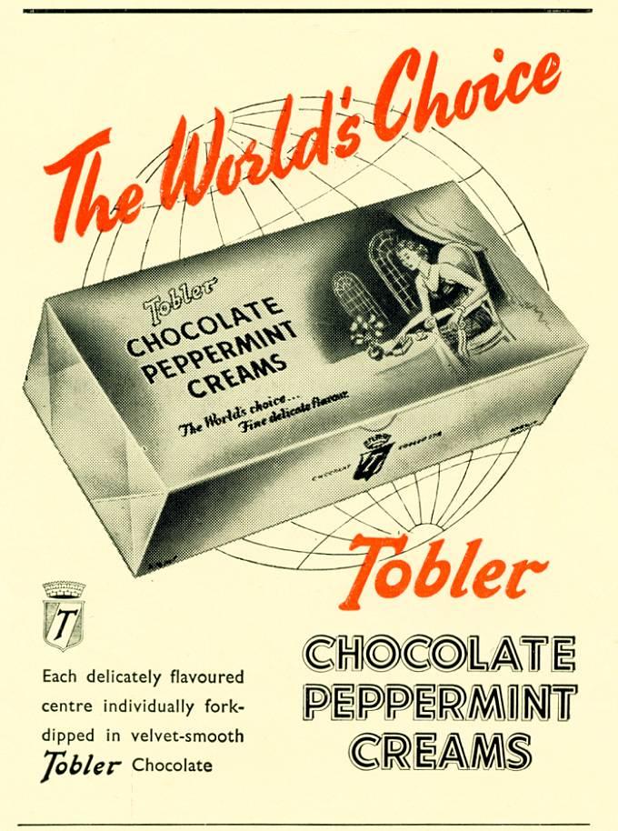 Tobler Chocolate