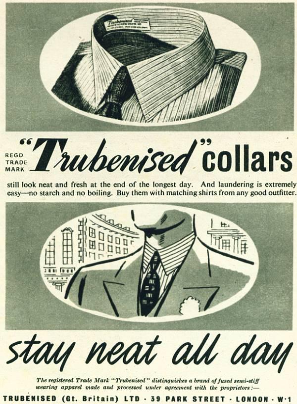 Trubenised Collars