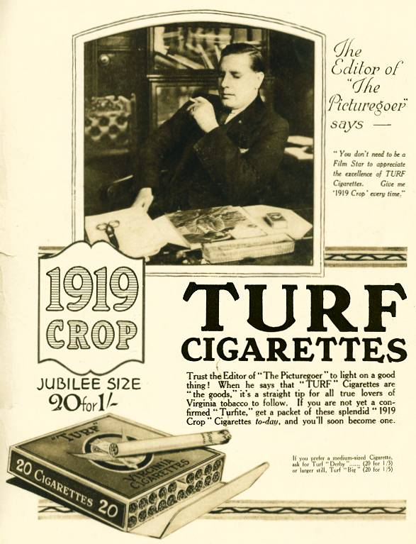 Turf Cigarettes
