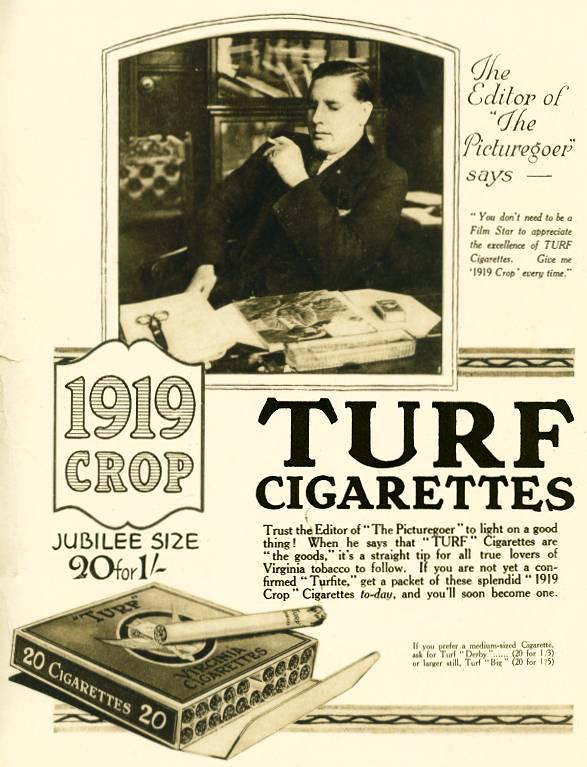 Turf Cigarettes