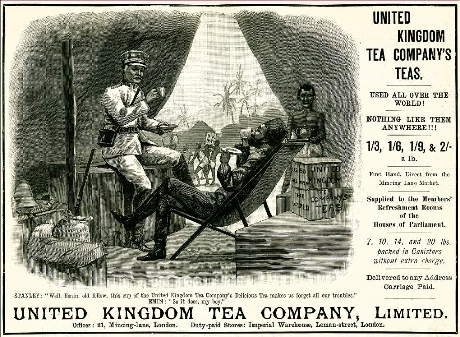 United Kingdom Tea Company's Teas