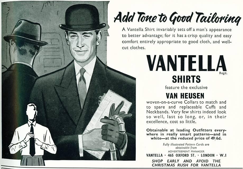 Vantella Shirts