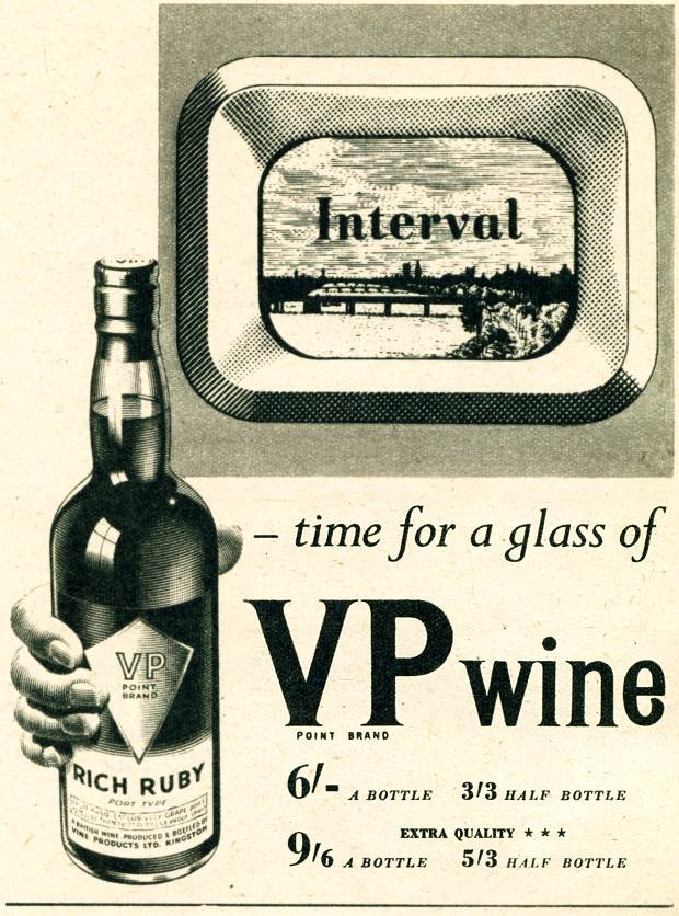 Advert Museum Vp Wine