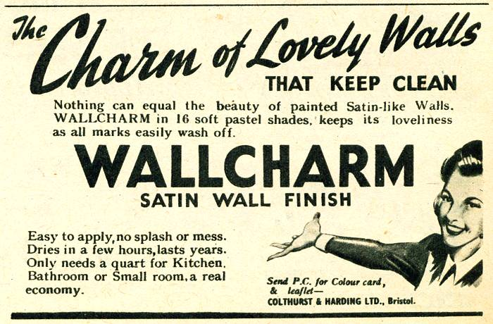 Wallcharm