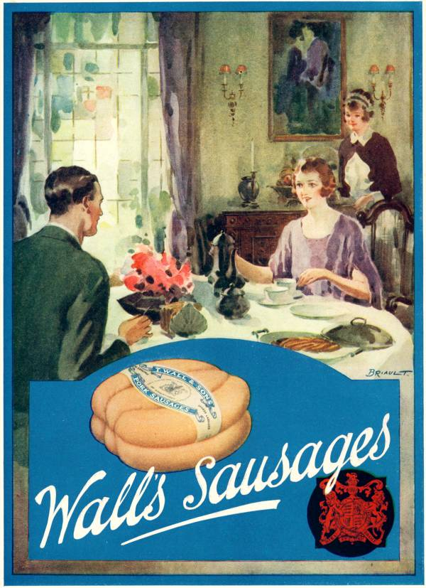 Wall's Sausages