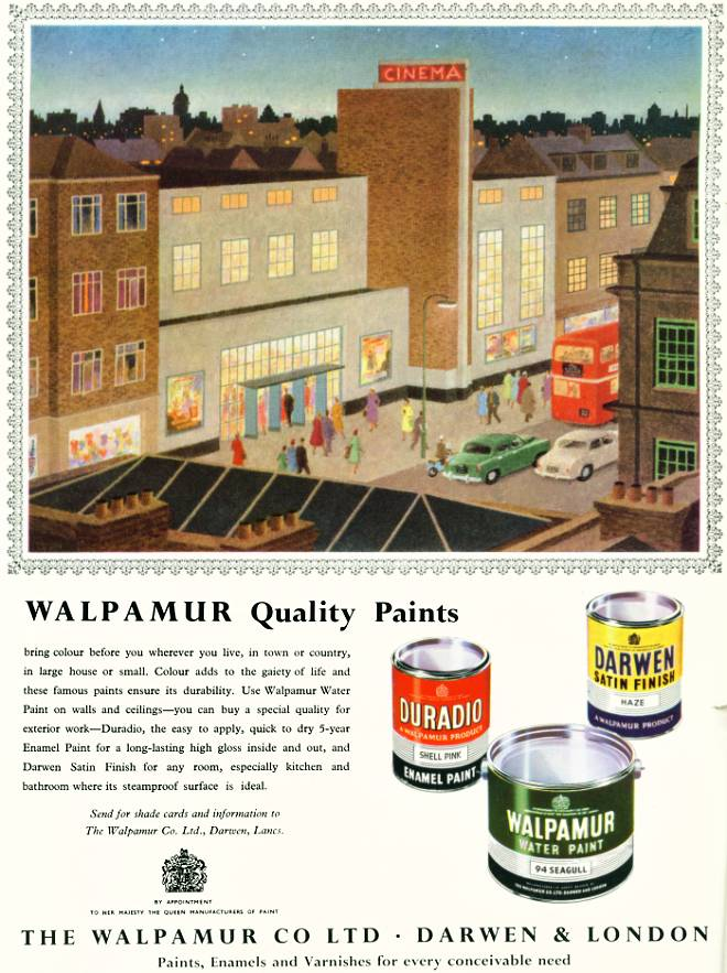 Walpamur Quality Paints