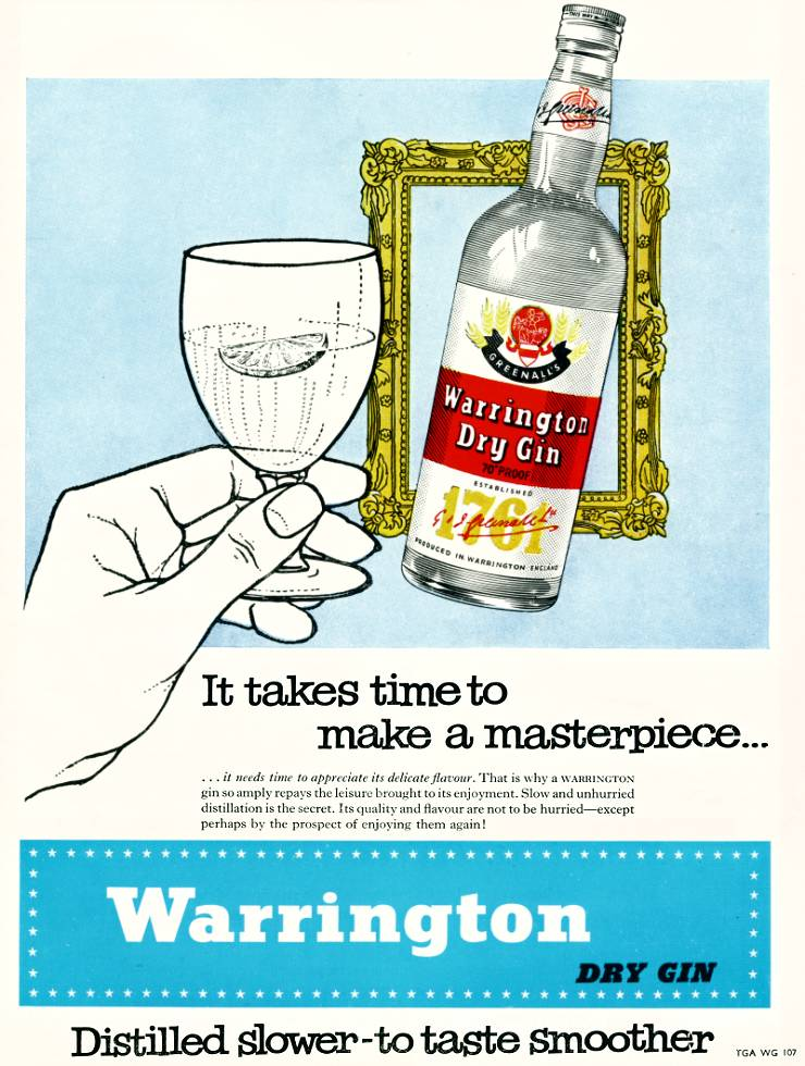 Warrington Dry Gin