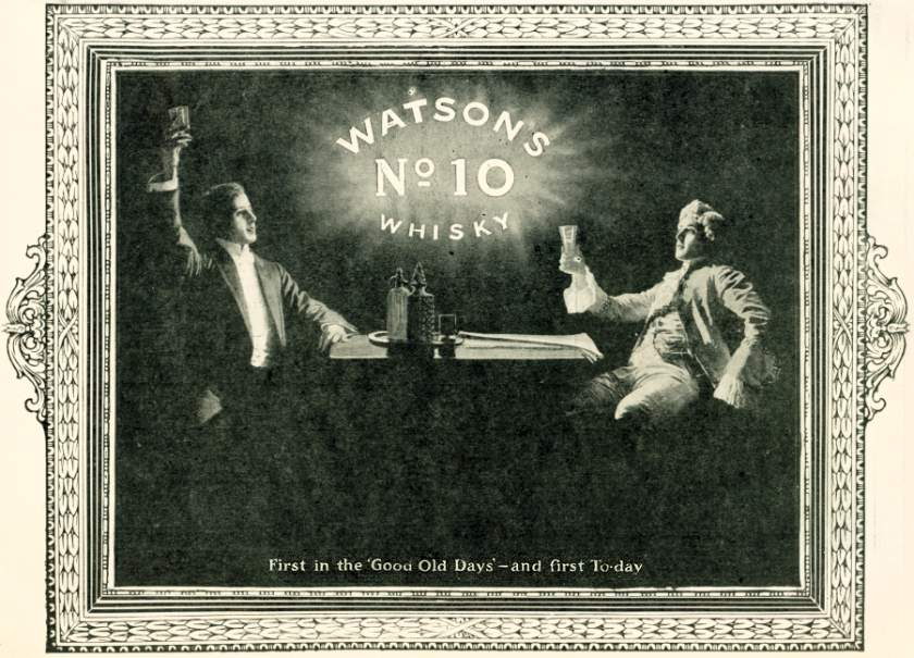 Watsons No 10 Whisky