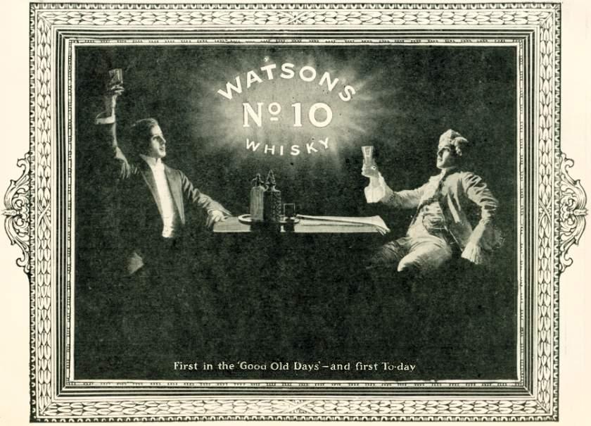 Watsons No 10 Whisky
