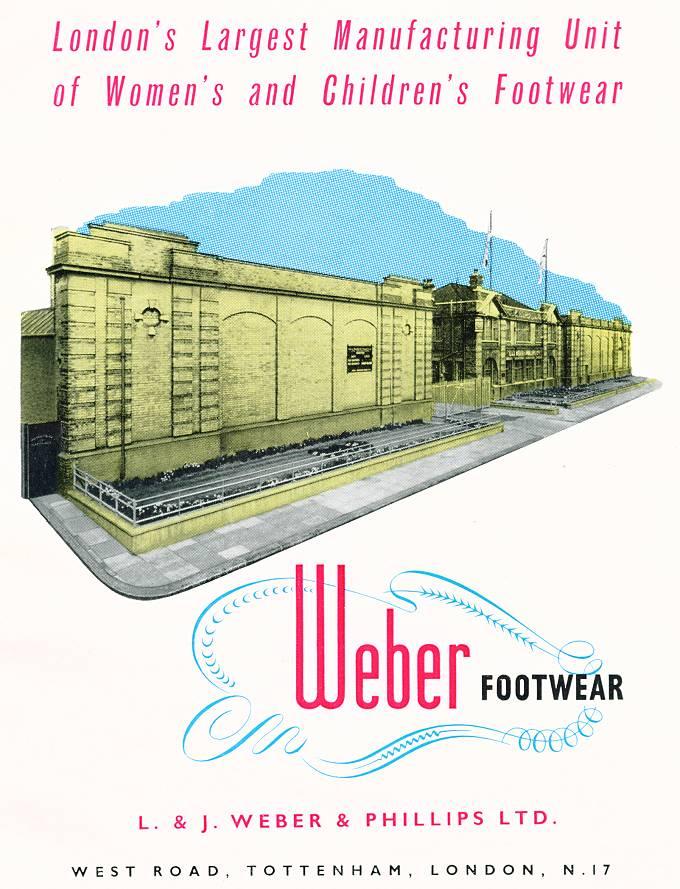 Weber Footwear