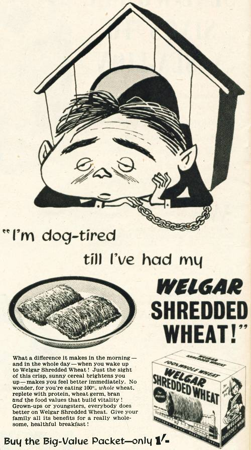 Welgar Shredded Wheat