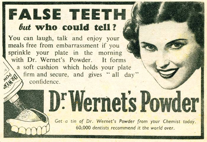Dr. Wernet's Powder