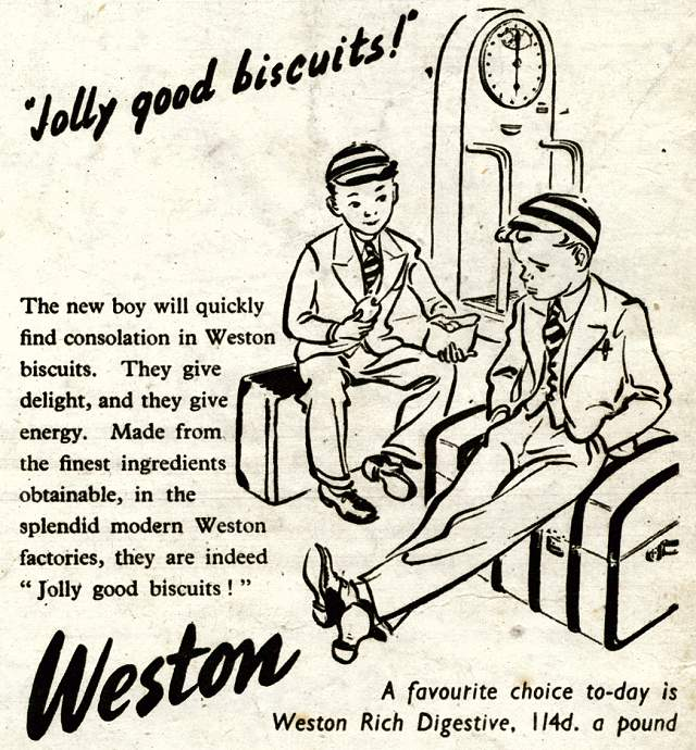Weston Biscuits