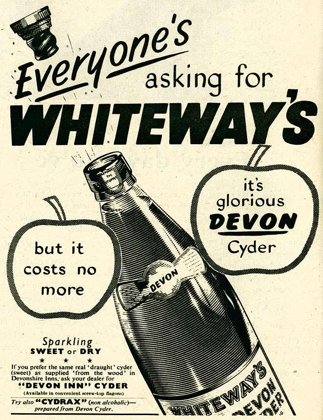 Whiteway's Devon Cyder