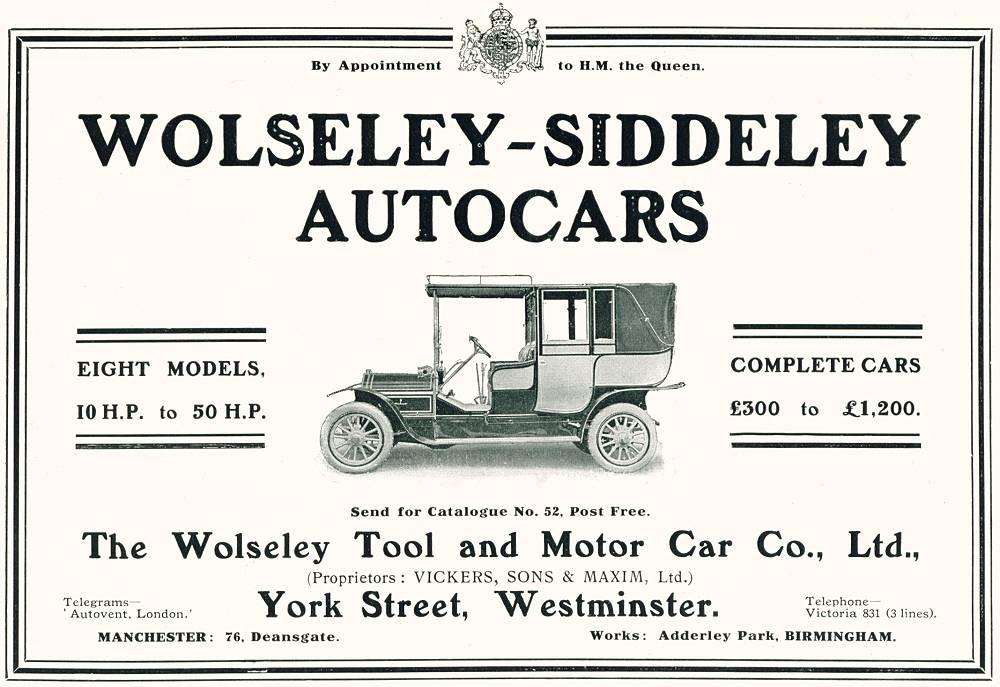 Wolseley-Siddeley