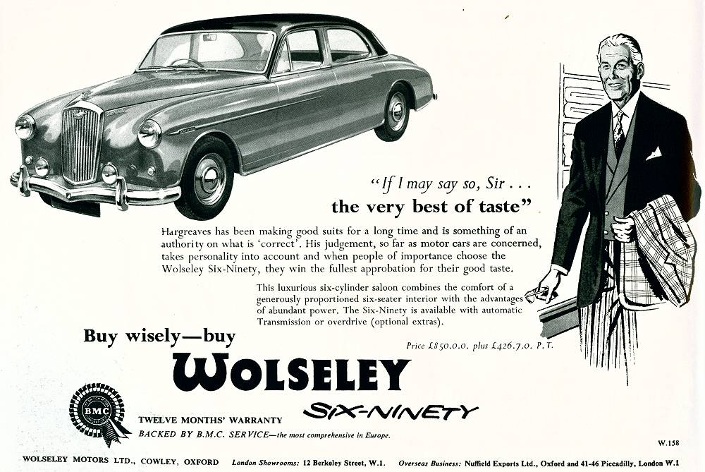 Wolseley Six-Ninety