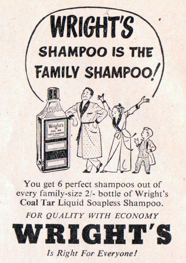 Wright's Shampoo