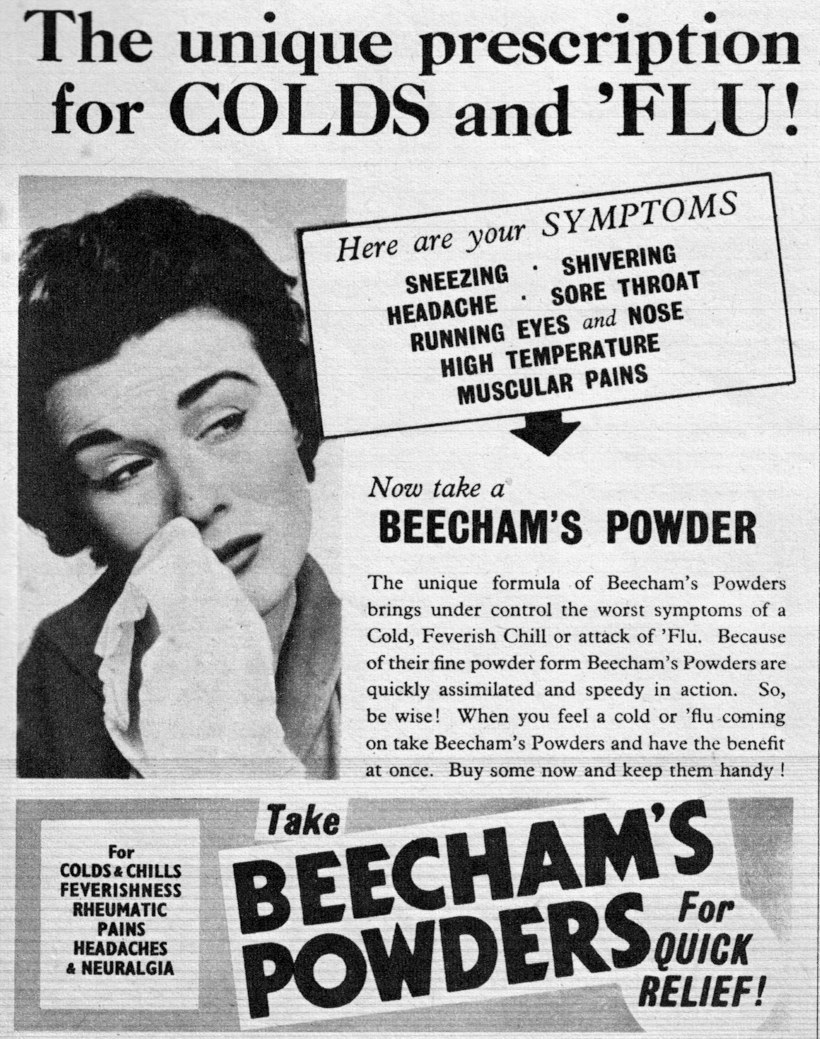 Beecham's Powders