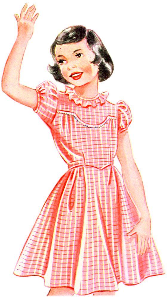 Celanese Woven Neck Dress
