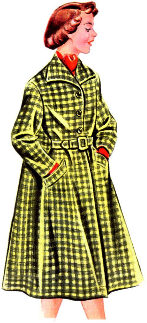 Three Way Style Woollen Coat