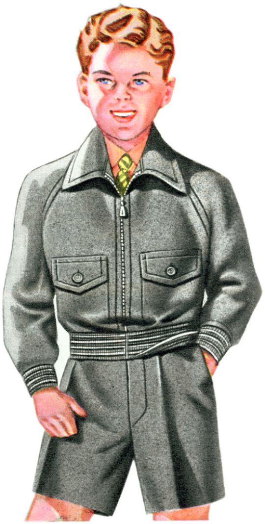 Flannel Lumber Suit