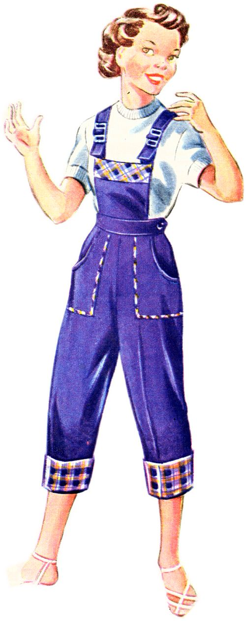 Play Dungarees