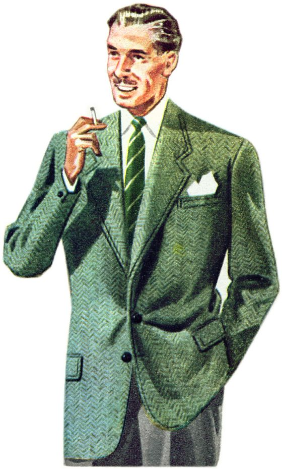 Famous Quality Tweed