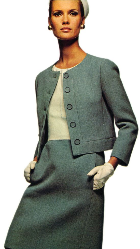 Ricci Three-Piece Cardigan Suit