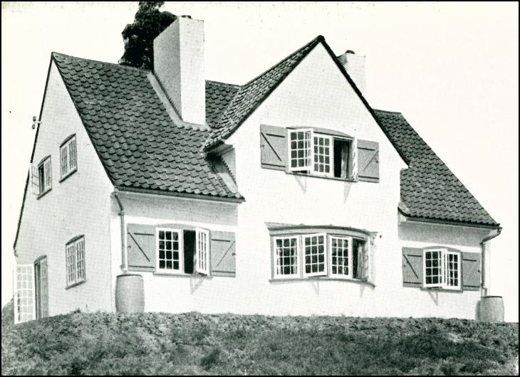 House at Sands, Near Farnham, Surrey