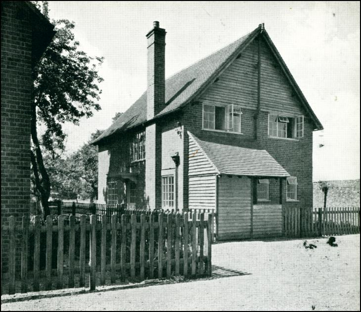 House at Harefield, Middlesex