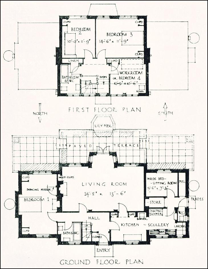 1930 u0026 39 s housing  house at haywards heath  sussex