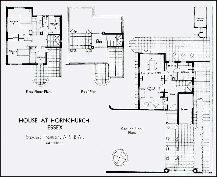 House at Hornchurch, Essex